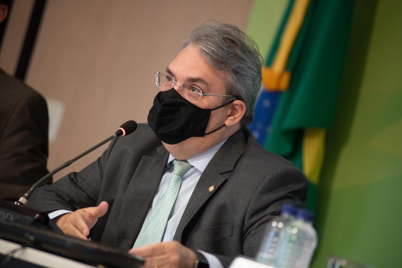 Secretário-executivo do MEC, Antonio Paulo Vogel