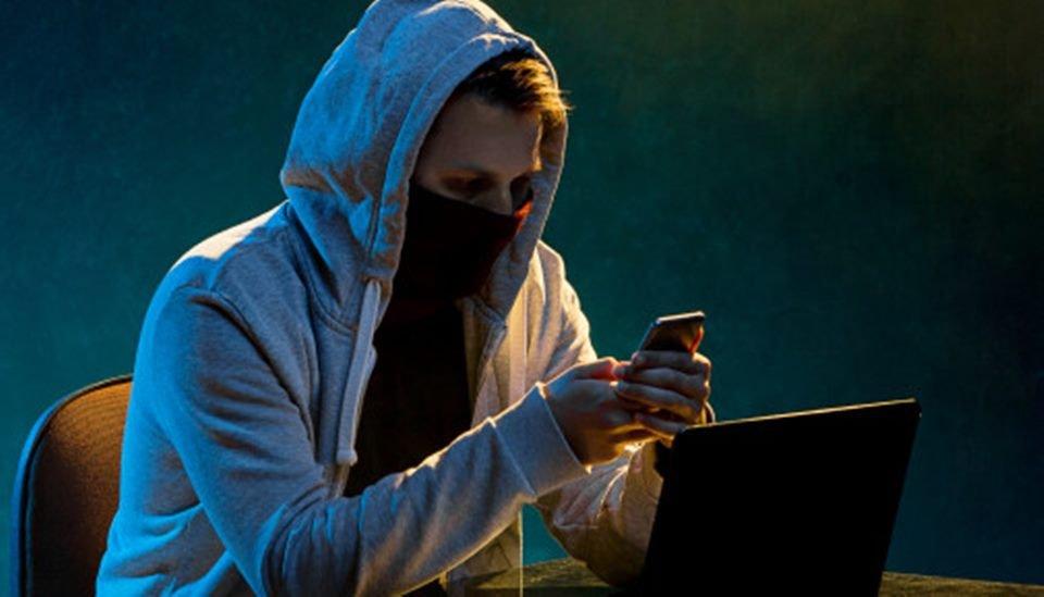 criminoso na internet
