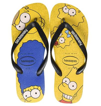 Havaianas, Simpsons