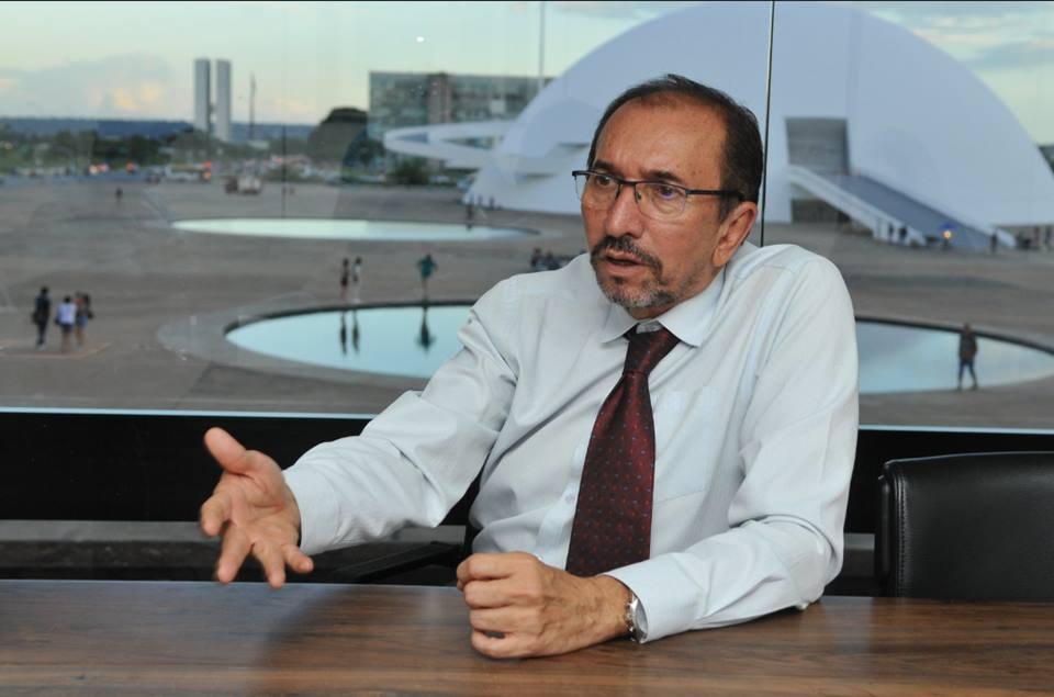 Bartolomeu Rodrigues, secretário de Cultura do DF