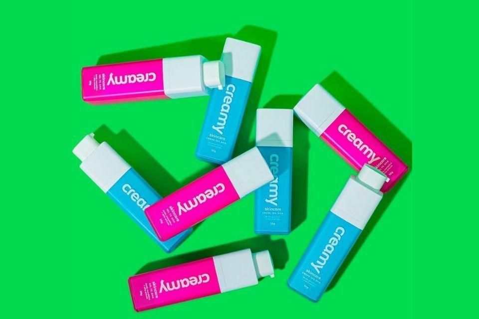 marca de skincare creamy