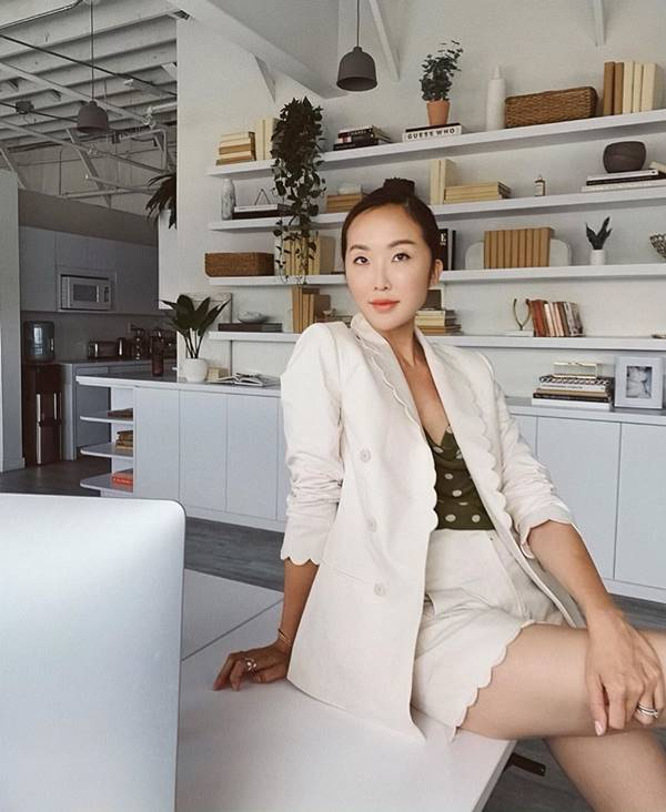 Chriselle Lim, presidente e fundadora do AIC