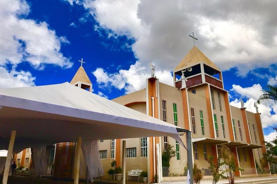 Paróquia São Marcos e São Lucas, em Ceilândia