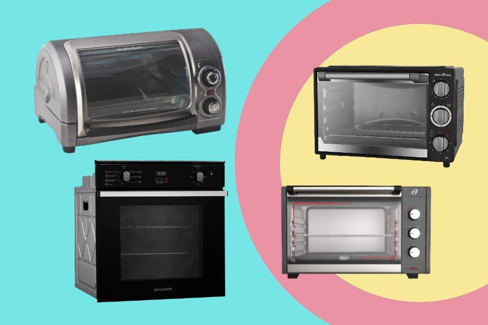 Imagem de capa para lista de fornos elétricos, Vitrine M