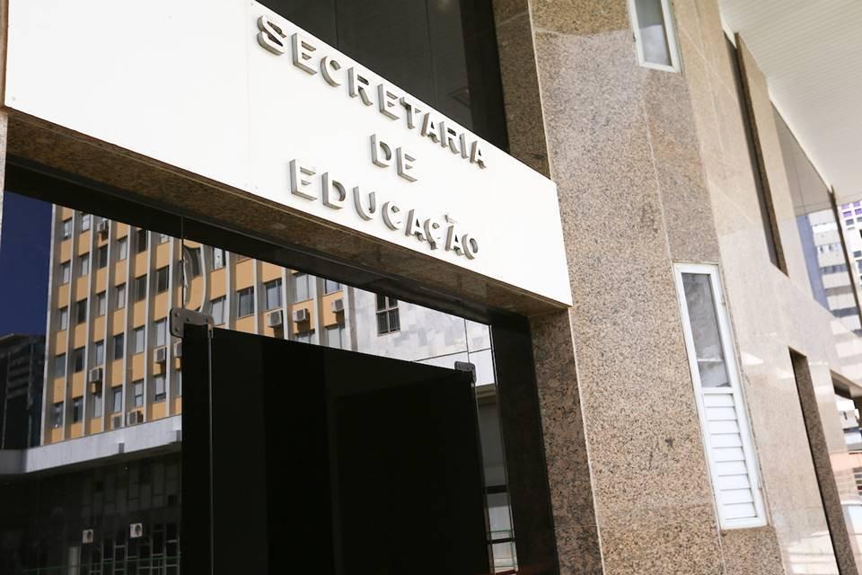 Secretaria de Educação do DF