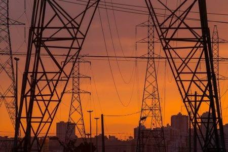 Torres de energia no DF