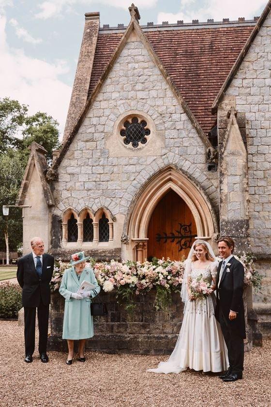 Casamento Edoardo Mapelli Mozzi e princesa Beatrice
