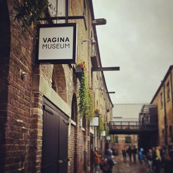 Museu da Vagina, em Londres