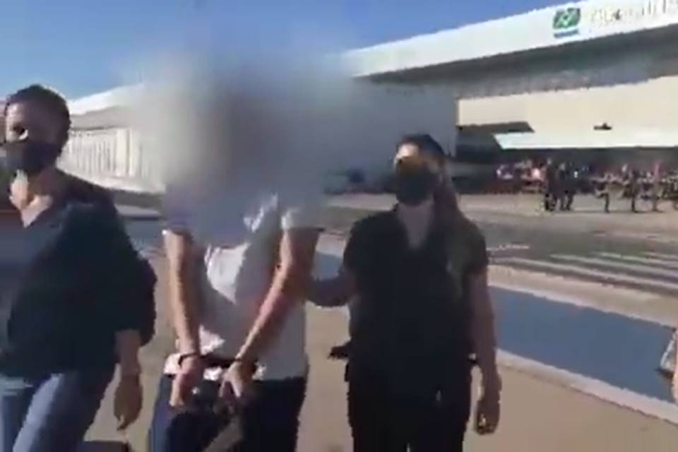 Pedófilo preso no Maranhão