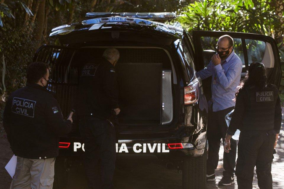 MPDFT faz busca e apreensão na casa de ex-governador Agnelo Queiroz