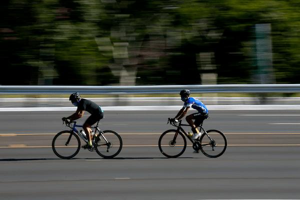 ciclistas na pandemia