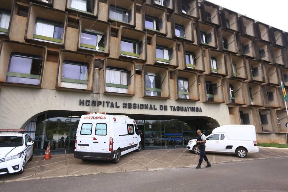 Servidor do HRT morre de coronavírus. Hospital já registrou 281 infectados – Metrópoles