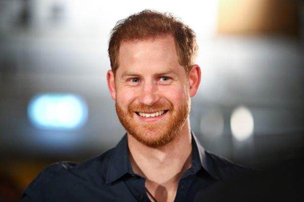 Nova produção da Netflix terá a participação do príncipe Harry