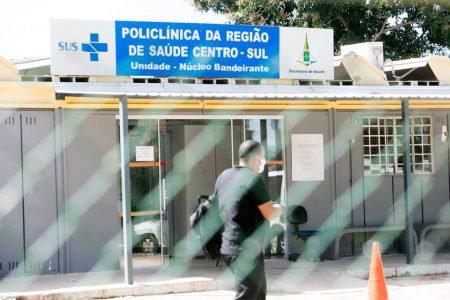 Policlínica do Núcleo Bandeirante. Funcionários e pacientes temem com a transferência da equipe para outras unidades