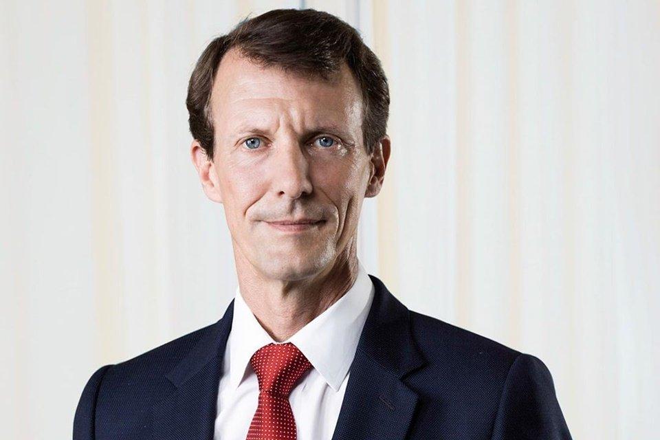 Príncipe Joachim da Dinamarca