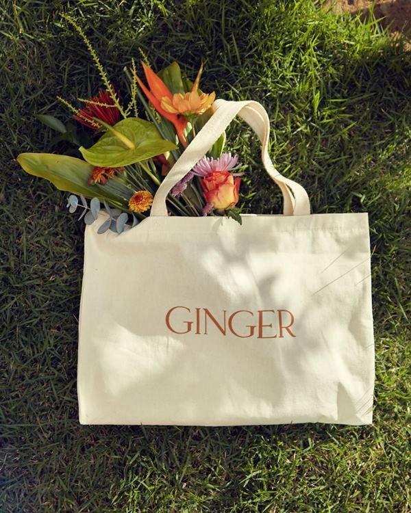 Sacola da Ginger