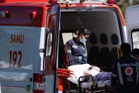 Paciente transportado em tempos de Covid-19