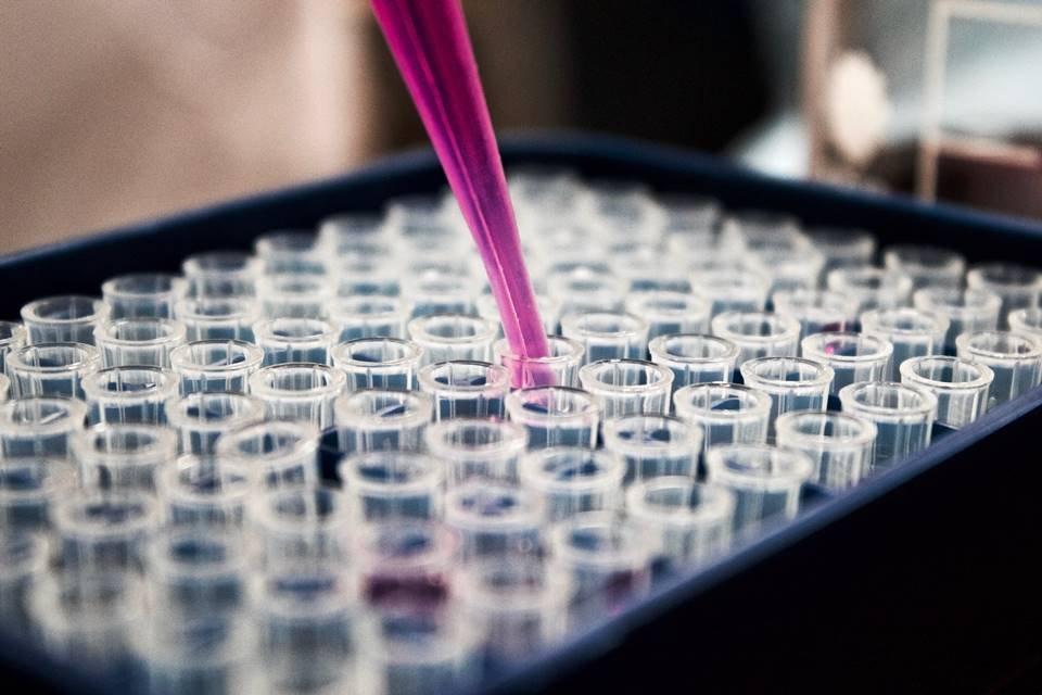 vacina laboratório