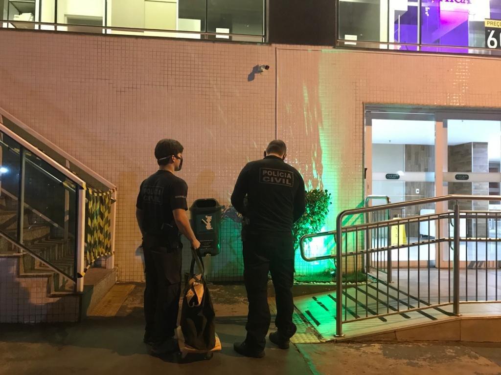 Polícia Civil faz operação contra fraude no detran