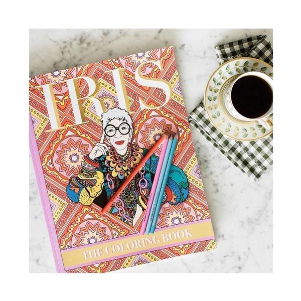IRIS The Coloring Book