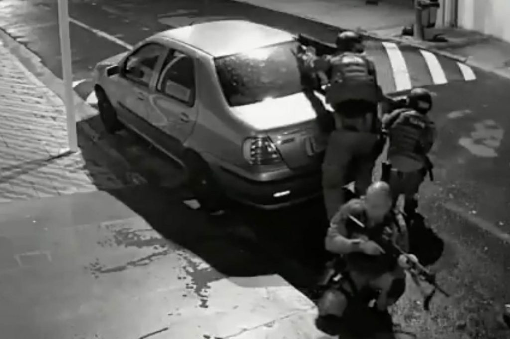 Explosões, assaltos e tiroteio: bandidos causam terror em Botucatu (SP)