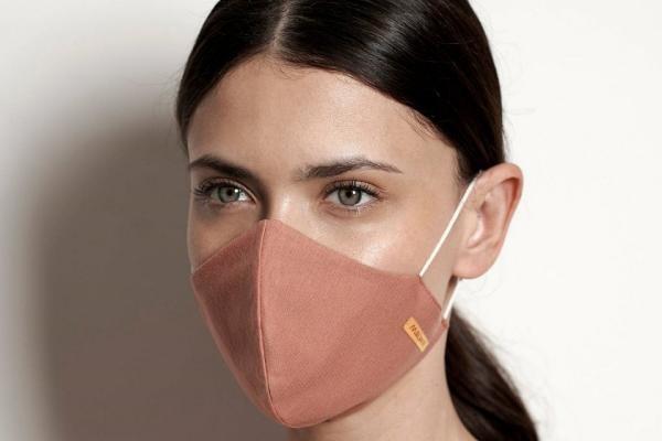 Máscara antiviral da Malwee