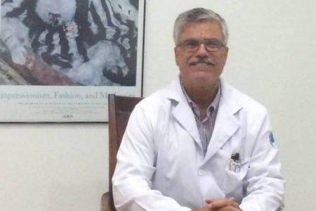 Enio Pires Studart, médico pneumologista