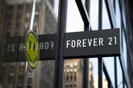 Logototipo da marca Forever 21