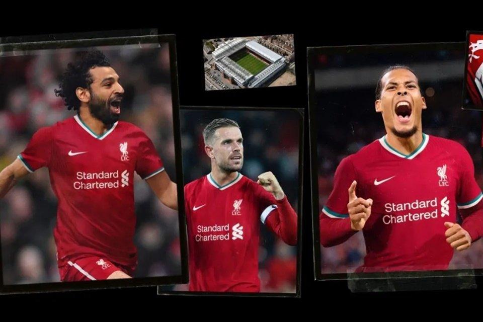 Liverpool Apresenta Uniforme Da Temporada 2020 21 A Primeira Da Nike