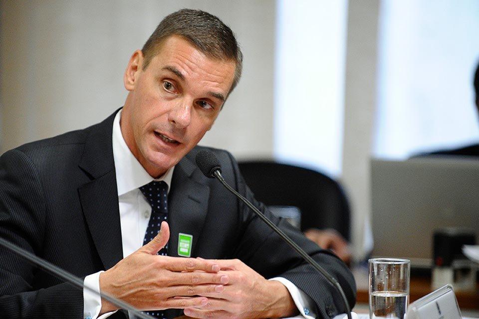 André Brandão, novo presidente do BB