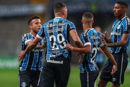 Grêmio Diego Souza