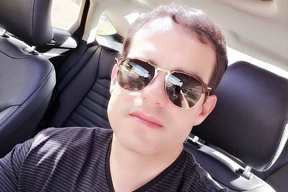 Carlos Eduardo Marano, advogado desaparecido no Lago Paranoá