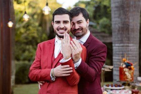 Felipe e Daniel Abem