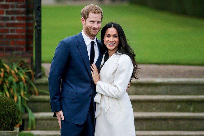 Noivado príncipe Harry e Meghan Markle
