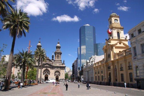Pacote para Santiago 2021