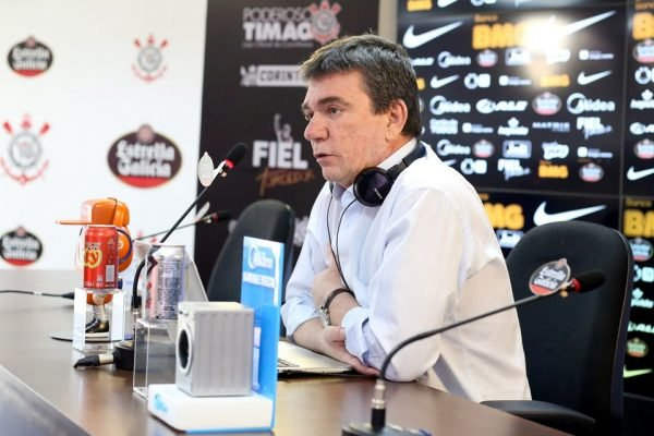 Andrés Sanchez Corinthians