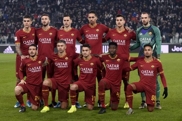 Roma FC time
