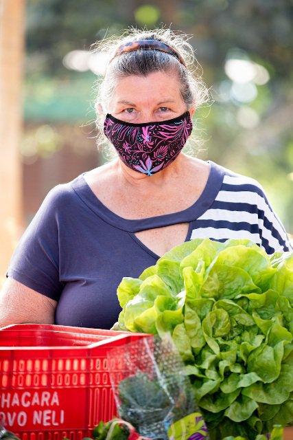 Empreendendo no Novo Normal. Produção de orgânicos na chácara Vovó Neli, Lago Oeste, com venda de hortifruti para o consumidor final