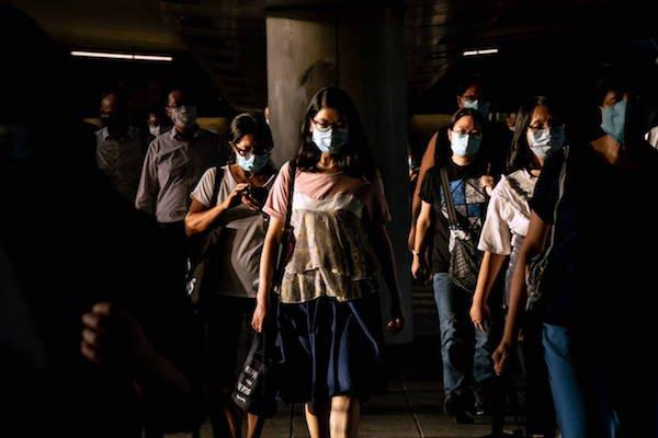 Ásia pandemia
