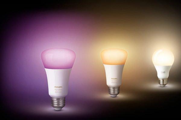 Lâmpadas inteligentes smart lamp