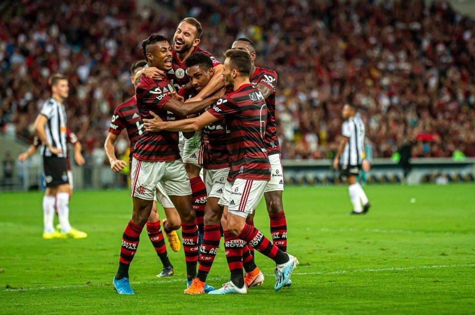 Flamengo x Atletico Mineiro