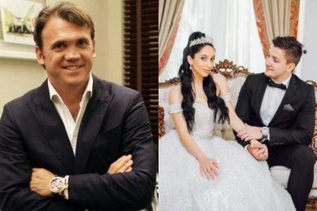casamento da filha de petkovic