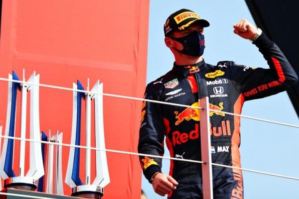 Fórmula 1 Max Verstappen