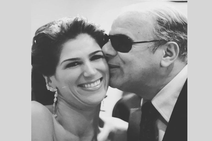 Juliana Sabino e Augusto Moreno