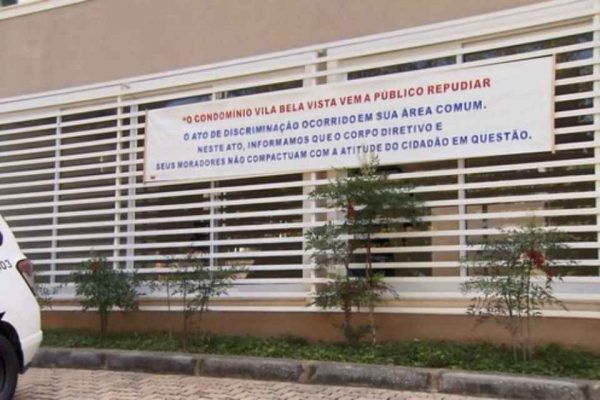 Condomínio onde Matheus Pires sofreu racismo repudia ação de morador