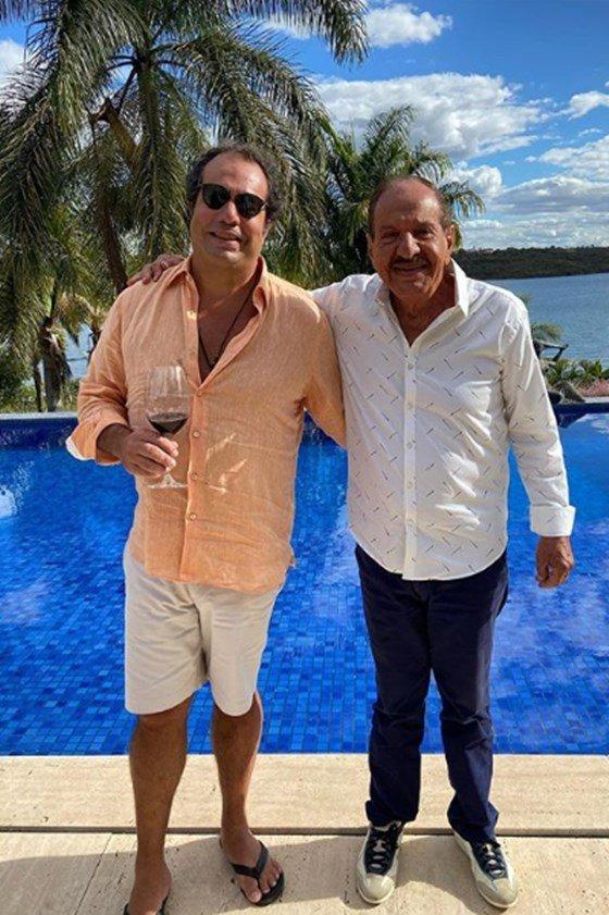 Márcio e Gilberto Salomão