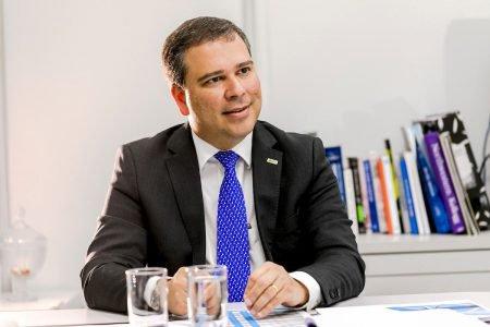 Paulo Henrique Costa, presidente do BRB