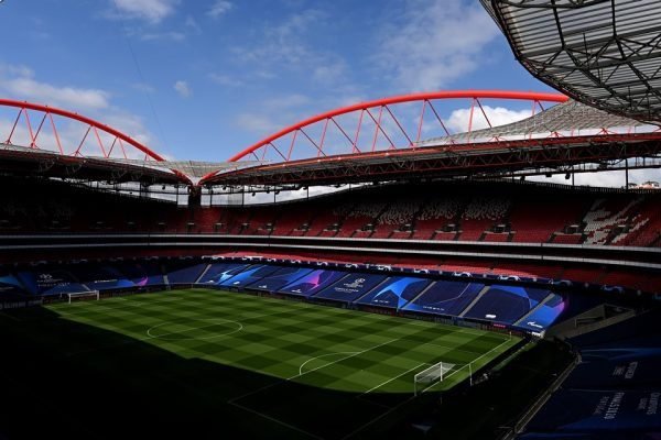 Estádio da Luz Champions