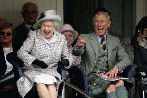Realeza britânica