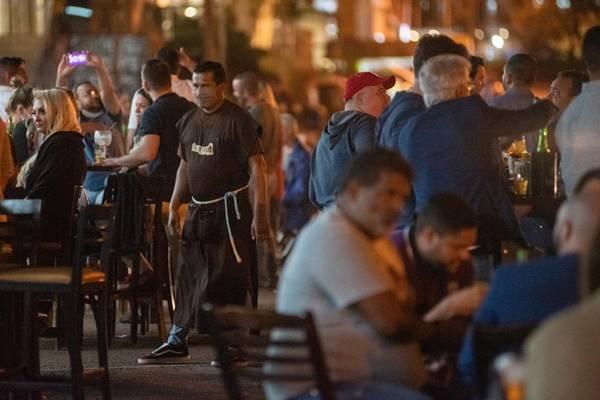 Bares e restaurantes do DF reabriram no dia 15 de julho